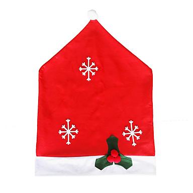 weihnachtsstuhl zurück abdeckung decoracion navidad hut weihnachtsschmuck für zuhause tisch new year xmas stuhlabdeckung