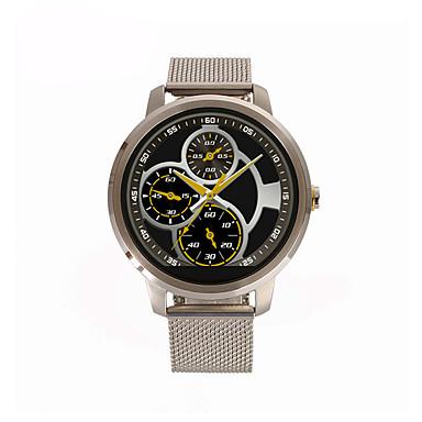 Reloj elegante 024 para iOS / Android GPS / Resistente al Agua Temporizador / Reloj Cronómetro / Seguimiento de Actividad / Seguimiento del Sueño / Monitor de Pulso Cardiaco / Control de Medios