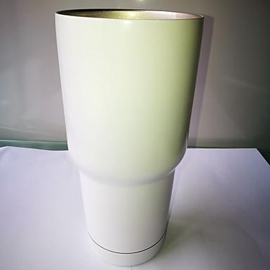 rustfritt Glass Reisekrus Dekorasjon kjæreste gave 1 Kaffe Te Vand Juice Drikkeglas