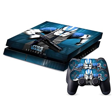 B-SKIN PS4 Sticker Voor PS4 ,  Noviteit Sticker PVC 1 pcs eenheid