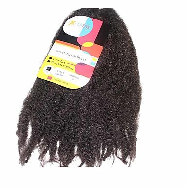 Cabello para trenzas Croché Trenzas ganchillo pre-loop Pelo sintético 1 pc / paquete Las trenzas de pelo