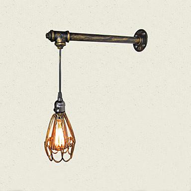 AC 100-240 Max 60W E26/E27 Rústico/Campestre / Rústico / Retro / Vintage Pintura Característica for Estilo Mini,Luz AmbienteLâmpadas de