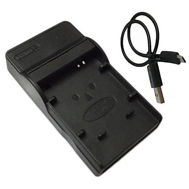 70a micro usb mobiele camera batterij oplader voor Samsung SLB-70a bp-70a ES65 ES70 ST60 PL120 PL170 ST100