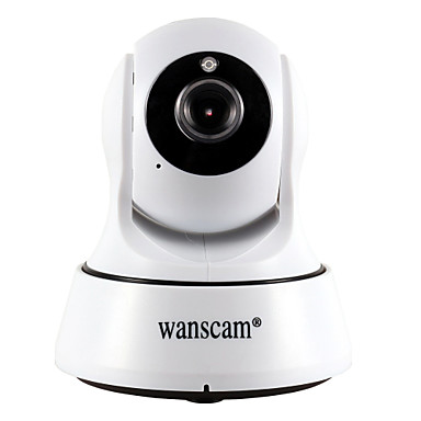 Wanscam® HW0036 Indoor P2P H.264 720P Security Camera Wireless IR cut IP Camera #06097373