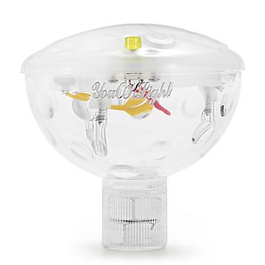 abordables Éclairage Extérieur-YouOKLight Lumière Sous-marine Imperméable / Portable / Installation Facile RVB <5 V Salle de Bain / Eclairage Extérieur Perles LED