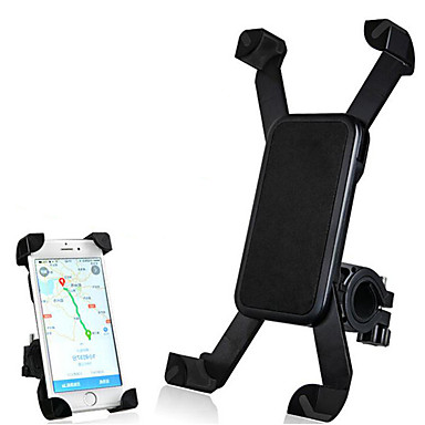 Pideke polkupyörän ohjaustankoon Virkistyspyöräily / Pyöräily / Pyörä / Folding Bike GPS / Kannettava / Erikoiskevyt(UL) PVC - 1pcs Musta