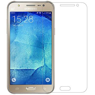 Displayschutzfolie für Samsung Galaxy J5 (2016) PET Vorderer Bildschirmschutz Anti-Fingerprint
