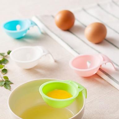 Utensílios de cozinha Plástico Gadget de Cozinha Criativa funil para ovos 1pç