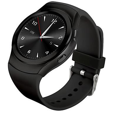 Smartklokke GPS / Pulsmåler / Video Aktivitetsmonitor / Søvnmonitor / Stoppeklokke 3G / 2G / Bluetooth 4.0 iOS / Android Ingen