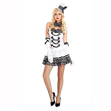 Vampyyri Naiset Halloween Joulu Karnevaali Uusi vuosi Oktoberfest Lasten päivä Festivaali/loma Halloween-asut Yhtenäinen