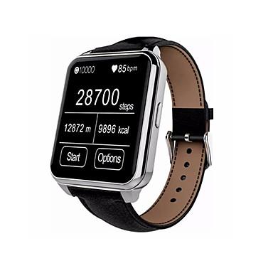 スマート·ウォッチ iOS / Android GPS / 心拍計 / 映像 アクティビティトラッカー / 睡眠サイクル計測器 / タイマー / ストップウォッチ / 端末検索 / 目覚まし時計 / コミュニティー・シェア / 128MB