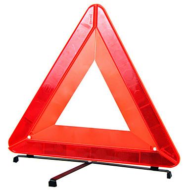 大型車の三角形の警告サイン