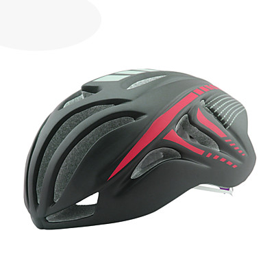 abordables Casques de Cyclisme-Adulte Casque de vélo 18 Aération EPS + EPU EPS PC Des sports Vélo tout terrain / VTT Cyclisme sur Route Cyclisme / Vélo - Vert Bleu Blanc + rouge. Homme Femme Unisexe