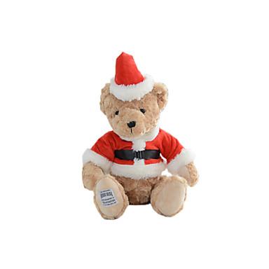 ベア クリスマスデコレーション クリスマスギフト クリスマスパーティー用品 クリスマス向けおもちゃ クリスマスツリー飾り クラシック・タイムレス カトゥーン かわいい プラッシュ