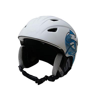 Hjelm Unisex Sport Sports Helmet snø Hjelm PC / EPS Snøsport