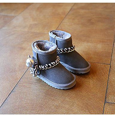 女の子 靴 レザー ブーツ 用途 カジュアル ブラック グレー パープル