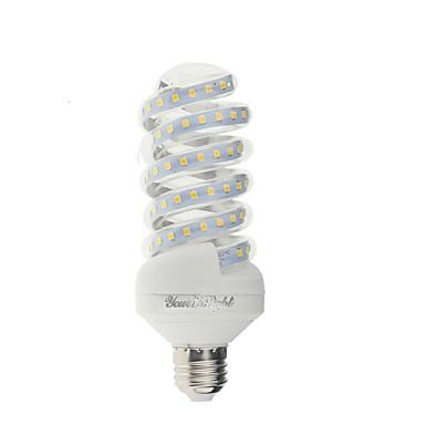 20W E26/E27 LEDコーン型電球 T 47 LEDの SMD 2835 装飾用 温白色 クールホワイト 1600lm 3000/6000K 交流220から240V