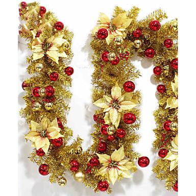 Decoraciones de vacaciones Decoraciones Navideñas Adornos Vacaciones 1 juego