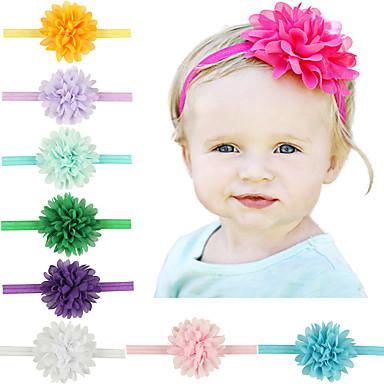 Bandanas Acessórios de cabelo Poliéster perucas Acessórios Para Meninas pçs cm Diário Clássico Alta qualidade