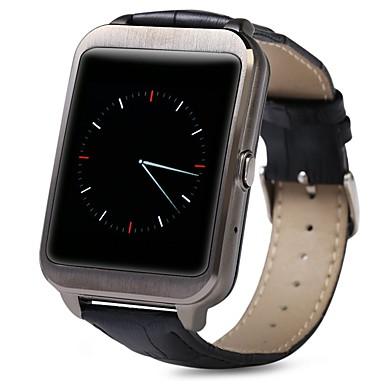 Smart Watch GPS Sykemittari Video Kamera Handsfree puhelut Viesti-ohjain Kamera-ohjain Audio Activity Tracker Sleep Tracker Ajastin