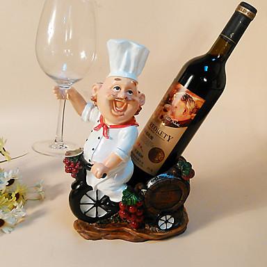 Estantes de Vino Madera, Vino Accesorios Alta calidad CreativoforBarware cm 0.15 kg 1pc