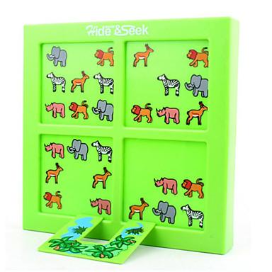 voordelige 3D-puzzels-Legpuzzels Bouw blokken DHZ-speelgoed