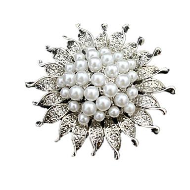 naisten White Pearl rintakoruja 1kpl