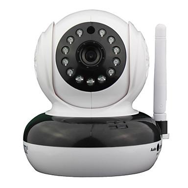 Wanscam® 1.3 mp ptz kryty z nocną nocą ir-cut 128 (wykrywanie ruchu dual-stream zdalny dostęp wi-fi chroniona konfiguracja