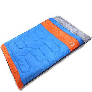 寝袋 マミー型 ダックダウン 10°C 通気性 防水 携帯用 防風 防雨 折り畳み式 圧縮袋 230 キャンピング 屋内 旅行 シングル 幅150 x 長さ200cm