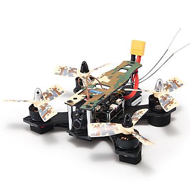 RC Kameralennokki JJRC P130 6-kanavainen 6 Akselin 5.8G RC-multikopteri LED-valaistus Akun Alhaisen Varaustason Varoitus Kaukosäädin