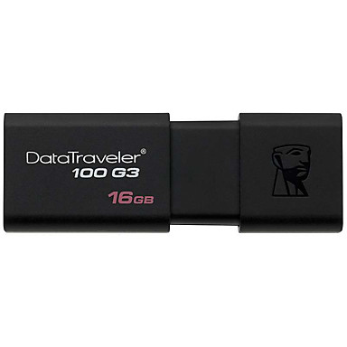 Kingston 16GB unidade flash usb disco usb USB 3.0 Plástico