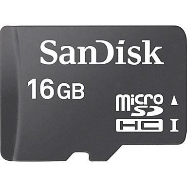 SanDisk 16GB SD Kort hukommelseskort Class4