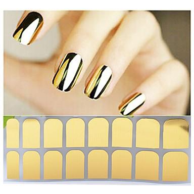 1pcs Nail Art klistremerke 3D Negle Stickers makeup Cosmetic Nail Art Design