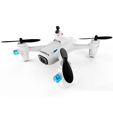 RC Drone Hubsan H107C+ 4CH 6 Eixos 2.4G Com Câmera HD 720P Quadcópero com CR Luzes LED / Vôo Invertido 360° / Com Câmera Quadcóptero RC /