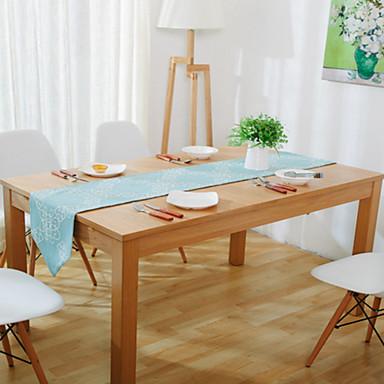 長方形 パターン柄 テーブルランナー , コットンブレンド 材料 表Dceoration / ホテルのダイニングテーブル / ウェディングパーティーの装飾