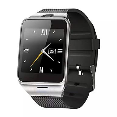 Reloj elegante / Seguimiento de Actividad iOS / Android / iPhone Monitor de Pulso Cardiaco / GPS / Standby Largo Sensor de Proximidad Acero inoxidable / El plastico / ABS Dorado / Blanco / Negro