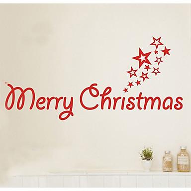 クリスマス ウォールステッカー プレーン・ウォールステッカー 飾りウォールステッカー 材料 取り外し可 ホームデコレーション ウォールステッカー・壁用シール