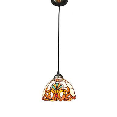 Tiffany Retro Kantri Moderni/nykyaikainen Traditionaalinen/klassinen Riipus valot Käyttötarkoitus Olohuone Makuuhuone Keittiö