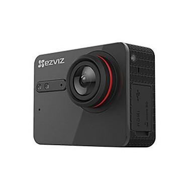EZVIZ Action Kamera / Sportskamera 30fps Nei 2 CMOS 8 GB H.264 Enkelt bilde Salve-Modus 30 M