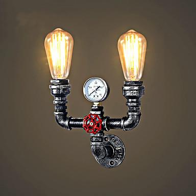 CXYlight Rústico / Campestre / Vintage / Campestre Lámparas de pared Metal Luz de pared 110-120V / 220-240V Max 60W