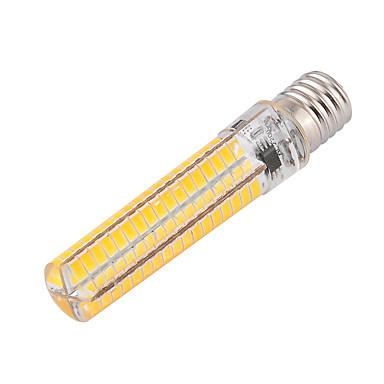 YWXLIGHT® 1000-1200 lm E17 LED-maissilamput T 136 ledit SMD 5730 Himmennettävissä Koristeltu Lämmin valkoinen Kylmä valkoinen AC 85-265V
