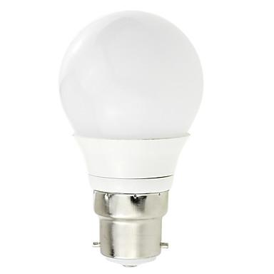 2W 280lm B22 Bombillas LED de Globo A80 6 Cuentas LED COB Decorativa Blanco Cálido Blanco Fresco 12V 85-265V 12-24V
