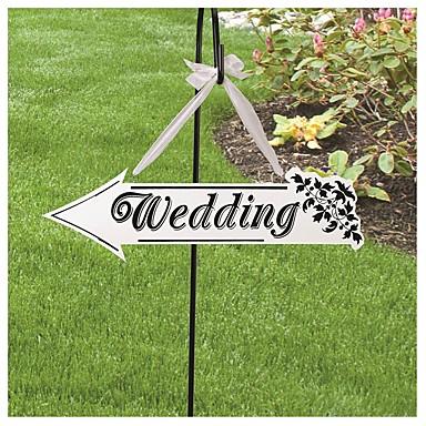Decoração de Casamento Original Madeira Decorações do casamento Casamento / Noivado / Festa de Casamento Tema Jardim Primavera / Verão / Outono