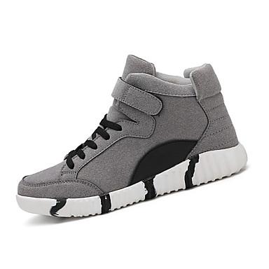 رجال-أحذية رياضية-كاجوال--مريح-كعب مسطح-صوف