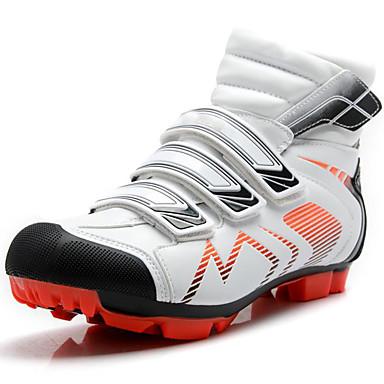 Hombre Zapatos Microfibra Primavera Verano Otoño Invierno Confort Zapatillas de Atletismo Ciclismo Tacón Plano para Deportivo Al aire