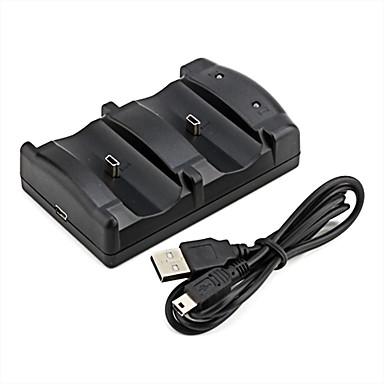 USB Laturi Käyttötarkoitus Sony PS3 ,  Laturi Metalli / ABS 1 pcs yksikkö