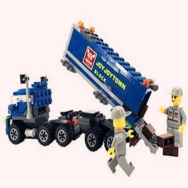 ブロックおもちゃ 知育玩具 ジグソーパズル おもちゃの車 トラック おもちゃ トラック 1 小品 男の子 女の子 クリスマス カーニバル こどもの日 ギフト