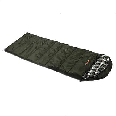 寝袋 封筒型 -15-20°C 防湿 携帯用 速乾性 防風 通気性 200 狩猟 ハイキング キャンピング 屋外 旅行 シングル 幅150 x 長さ200cm