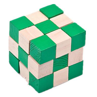 Holzpuzzle Knobelspiele Kong Ming Geduldspiel Spielzeuge Spielzeuge Intelligenztest Holz Mädchen Jungen Stücke