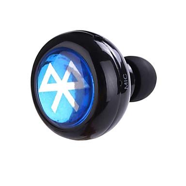NT MINI-A ヘッドホン(イヤフック型)Forメディアプレーヤー/タブレット 携帯電話 コンピュータWithマイク付き ボリュームコントロール スポーツ ノイズキャンセ Bluetooth